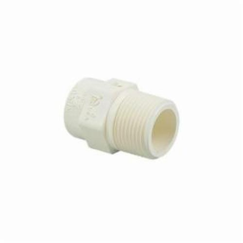 "3/4"" CPVC CTS SXM ADPTR (PLASTIC) ***NOT FOR USE IN HOT WATER APPLICATIONS - CAN CAUSE LEAKS***"