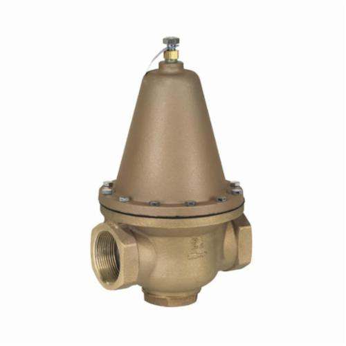 WATTS® Lead Free High Capacity Pressure Reducing Valve, 3 in, FNPT, 300 psi, Cast Copper Silicon Alloy