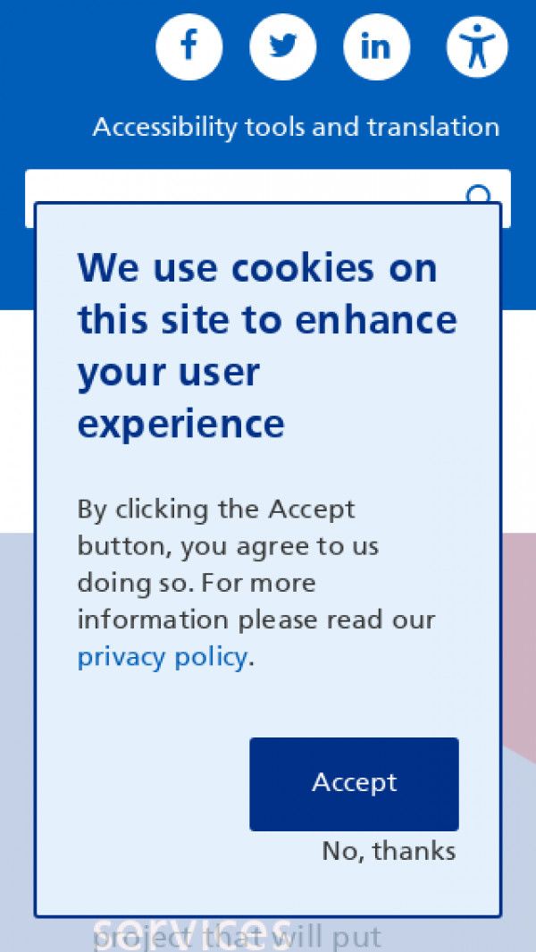 Mobile screenshot of Sheffield Health and Social Care NHS Foundation Trust website