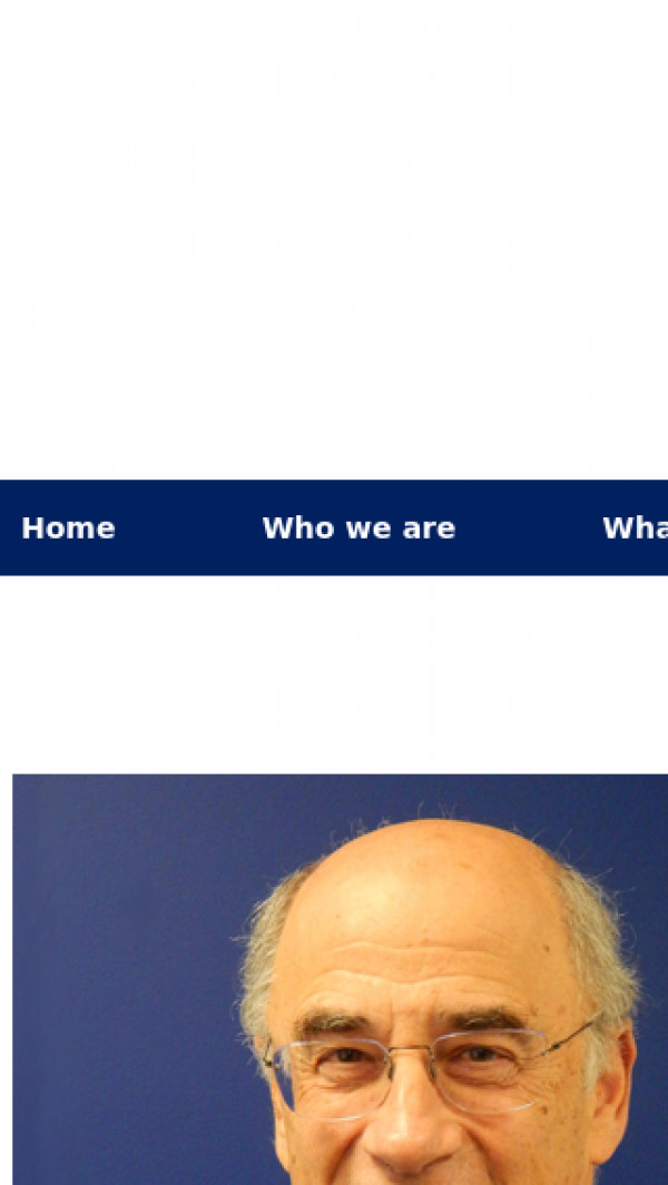 Mobile screenshot of Investigatory Powers Commissioner's Office website
