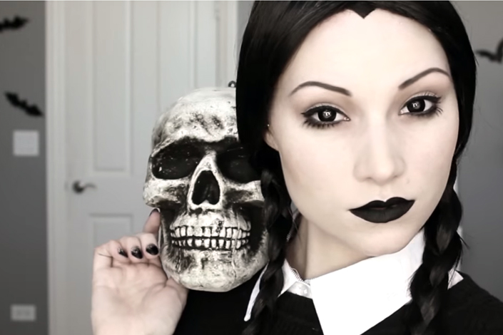 Dressed To Death 5 Amazing Makeup Tutorials To Perfect Your Rave Getup