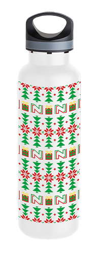 Inspire Corporate holiday gifts water bottle