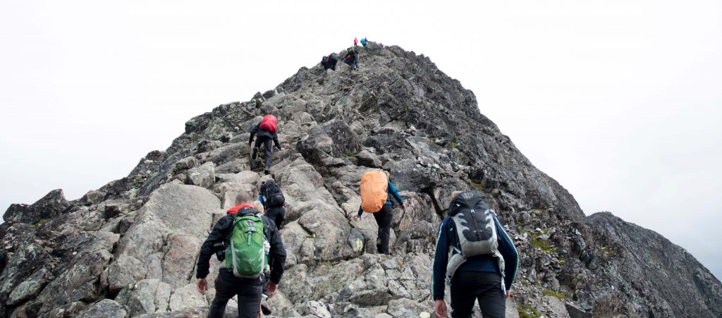 Climbing the Mountain | Effective Leadership