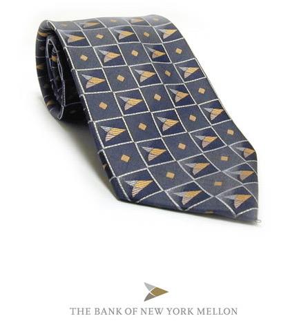BNY Mellon Tie