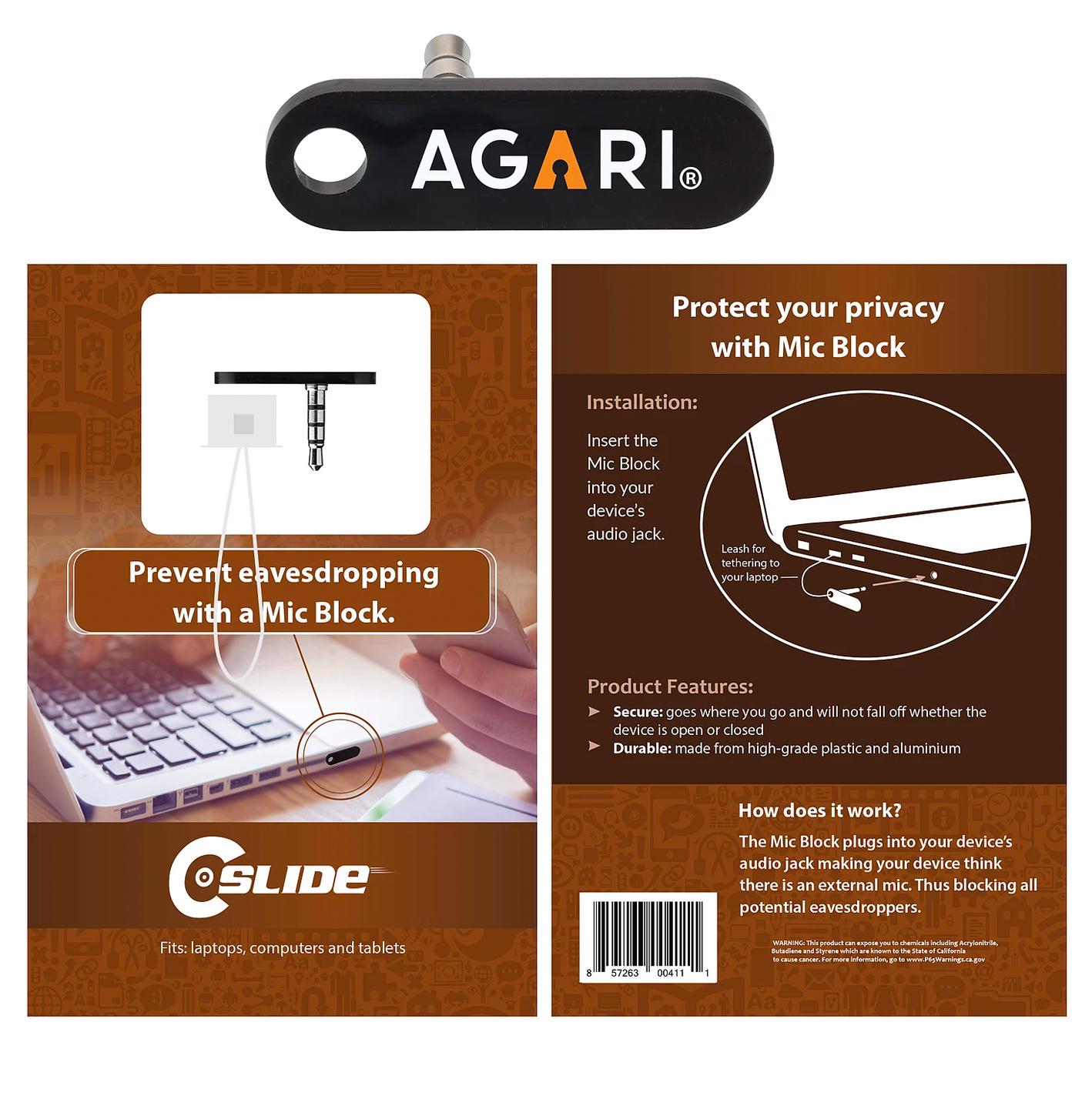 Agari Mic Block