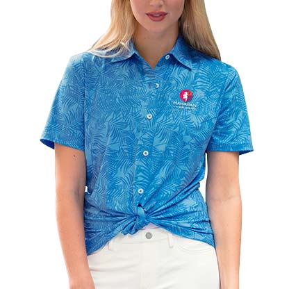 Blue Maui Shirt
