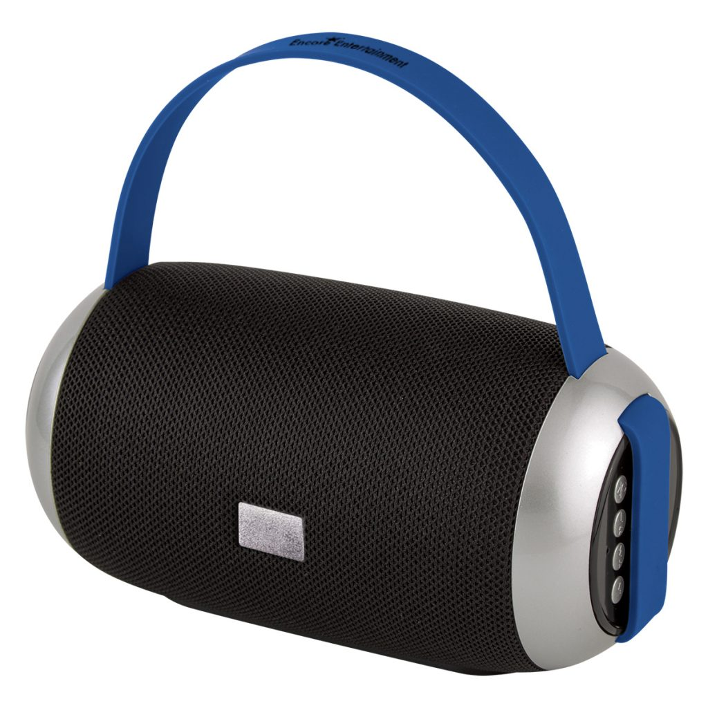 Jam Sesh Blue Wireless Speaker
