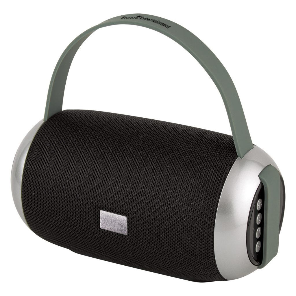 Jam Sesh Grey Wireless Speaker