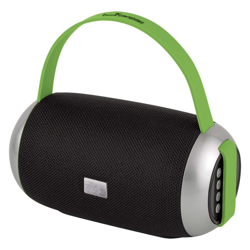 Jam Sesh Green Wireless Speaker