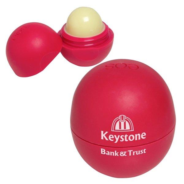 Keystone Eos Magenta Lip Balm
