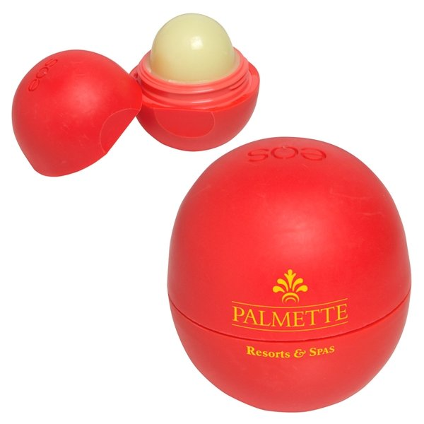 Palmette Eos Red Lip Balm