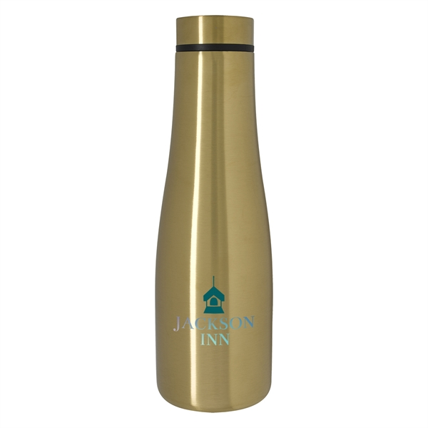 Lincoln Gold Stainless Steel Bottle