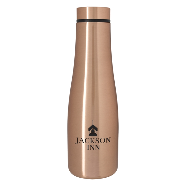 Lincoln Copper Stainless Steel Bottle