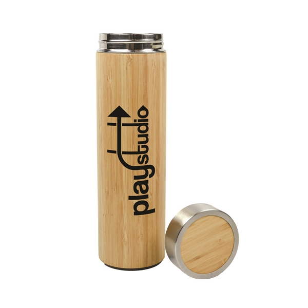 Bamboo 15 oz. Water bottle