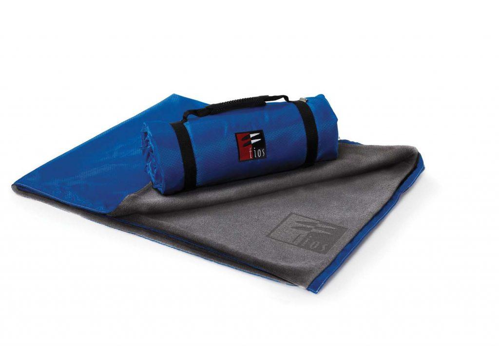 Explorer Picnic Blanket Blue