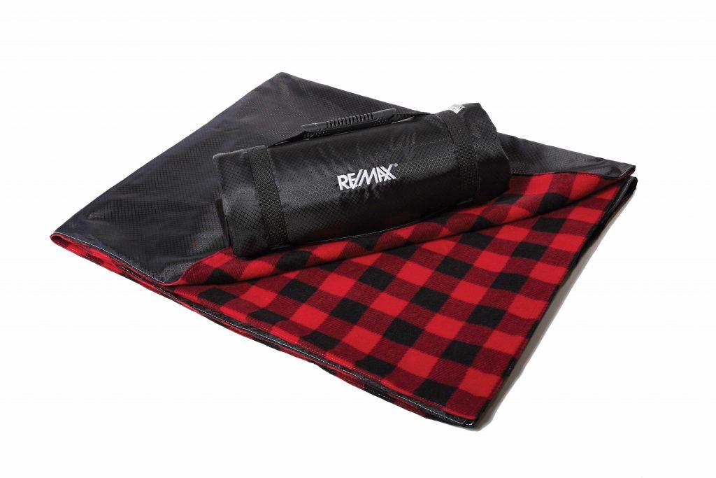 Explorer Picnic Blanket Black
