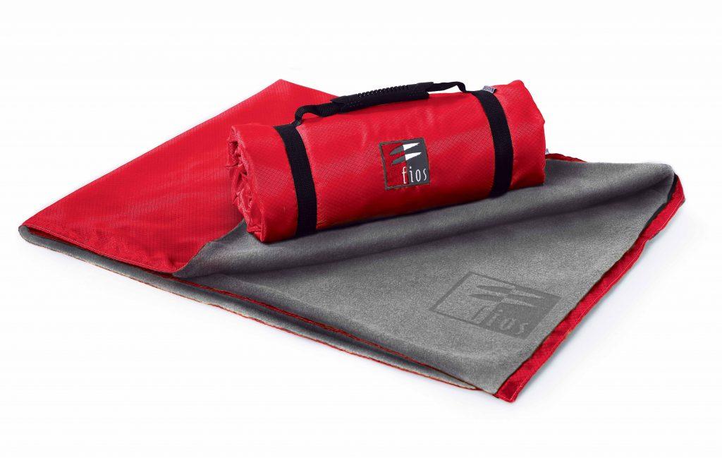 Explorer Picnic Blanket Red