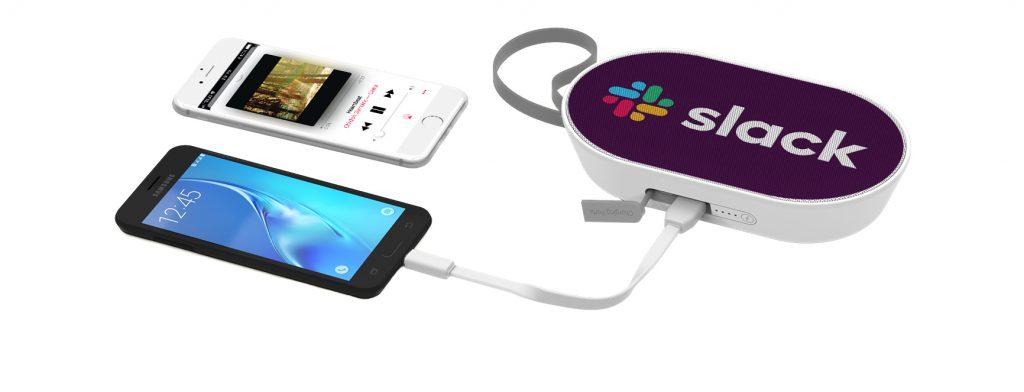 Concerto Speaker Charging Phones