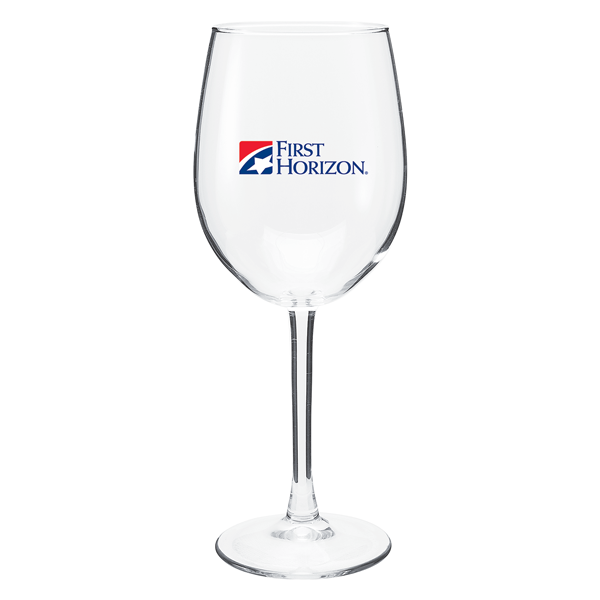 Firts Horizon White Wine Glass