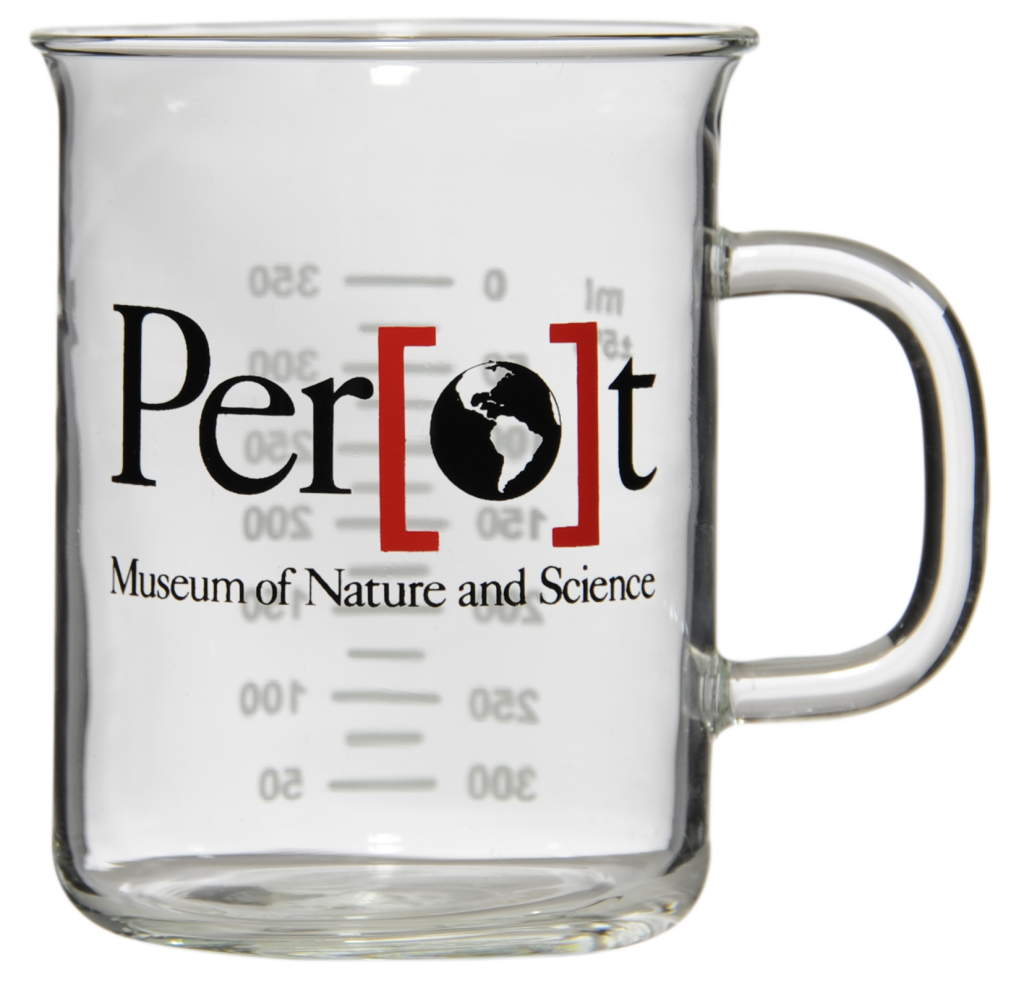 Perot Glass Beaker Mug