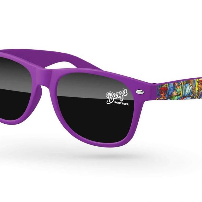 Retro Promotional Sunglasses