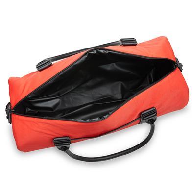 Fashion Duffel Cooler Interior Red