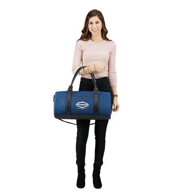 Fashion Duffel Cooler Model Blue