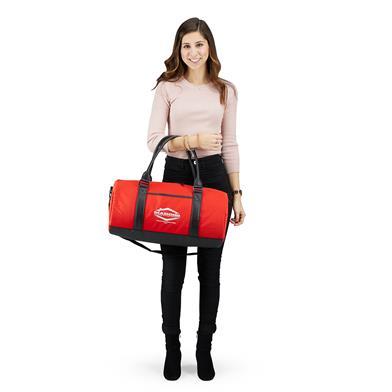 Fashion Duffel Cooler Model Red