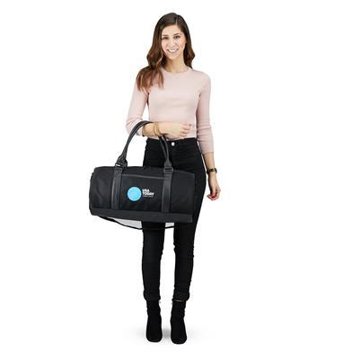Fashion Duffel Cooler Model Black