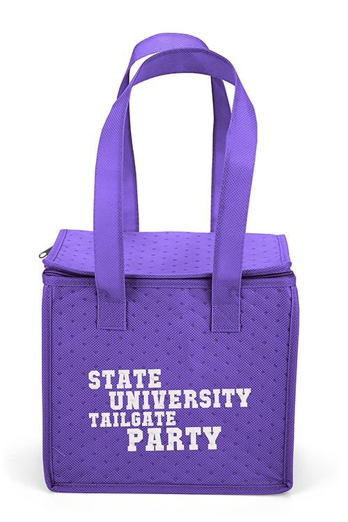 Thermo-O Cooler Tote Purple