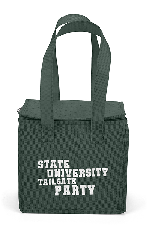 Thermo-O Cooler Tote Dark Green