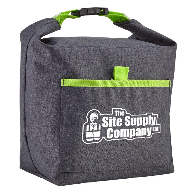 Roll-It Lunch Bag Green Angle