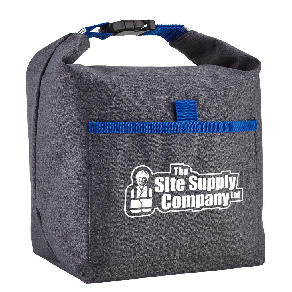 Roll-It Lunch Bag Blue Angle