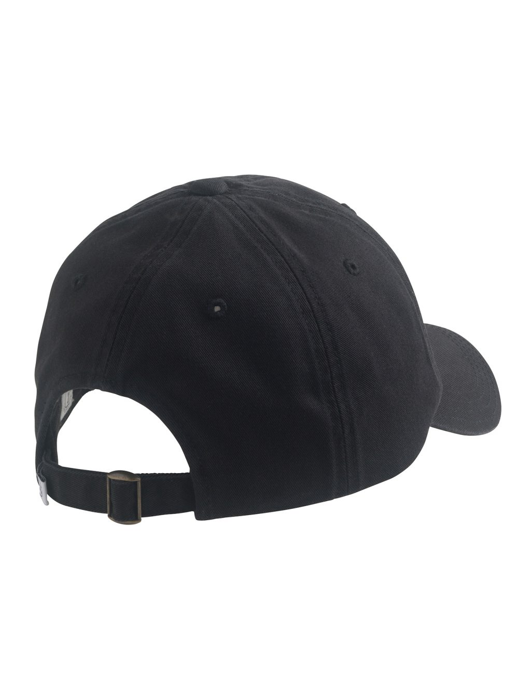 Dad Cap Back Black