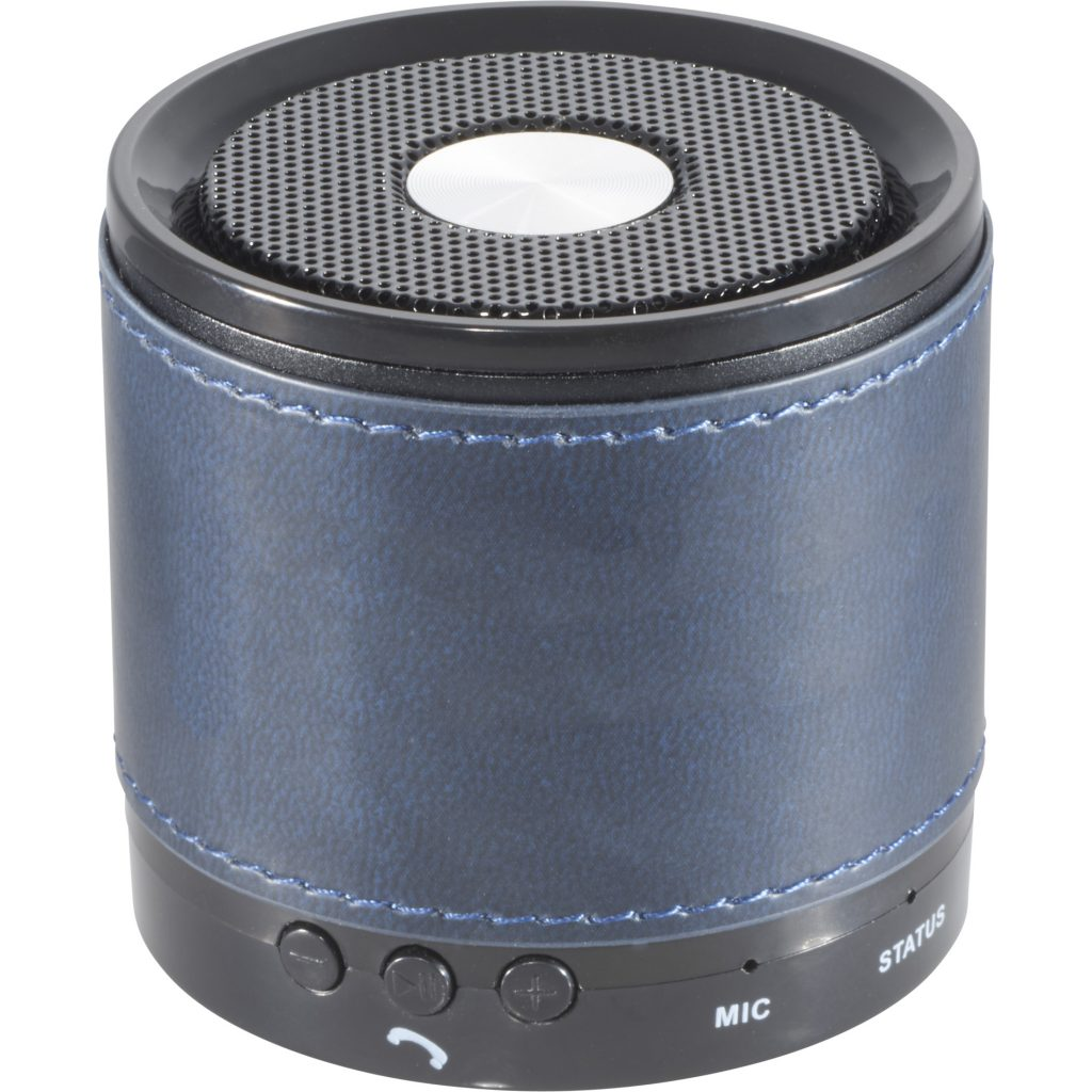Bluetooth Speaker with Wrap Front