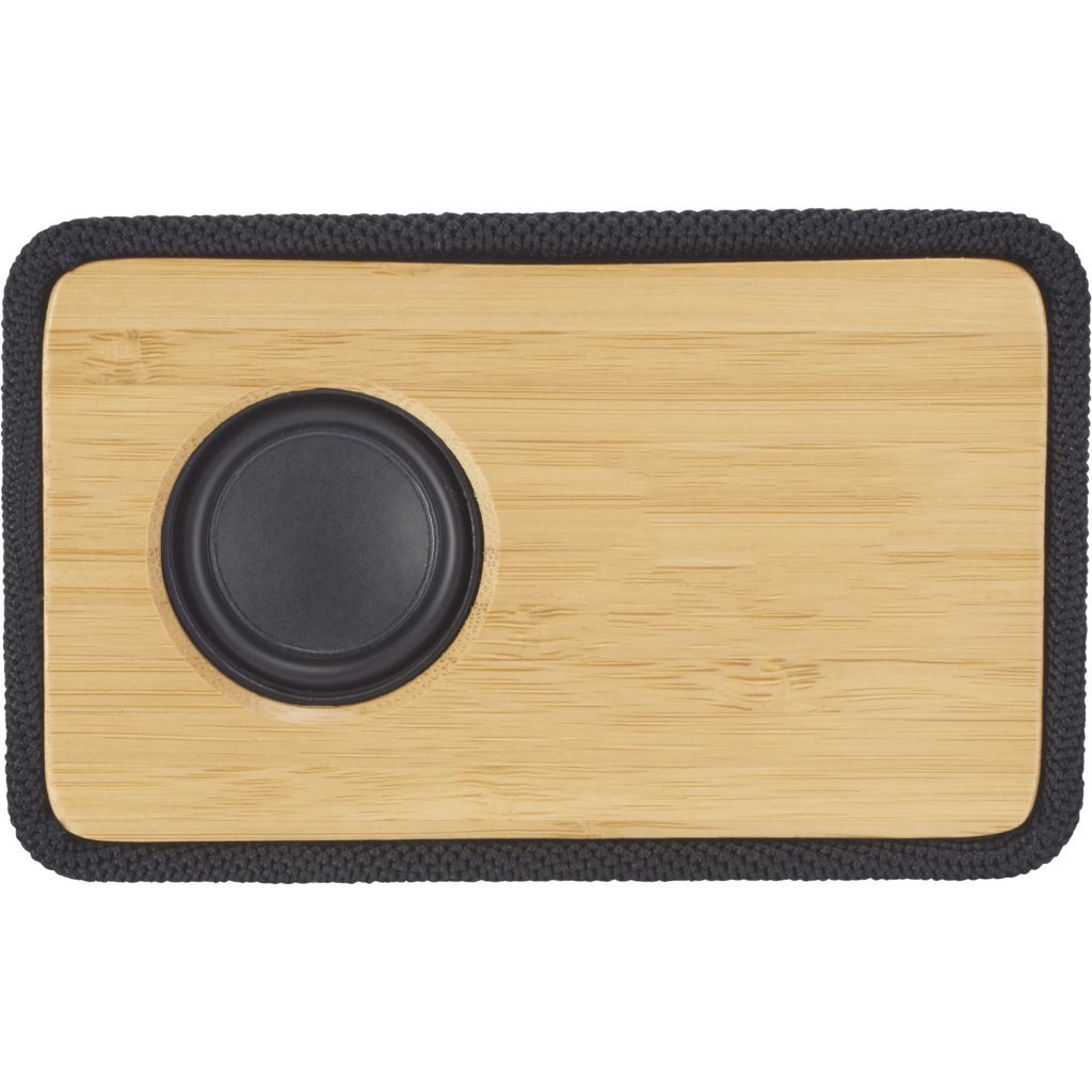 Bamboo Bluetooth Speaker Front