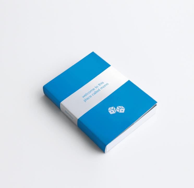 mono-welcome-book