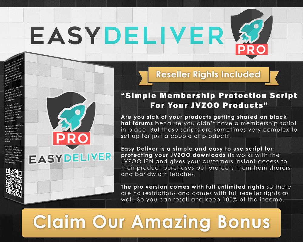 Easy Deliver