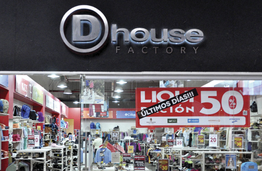 Convenio Discount House