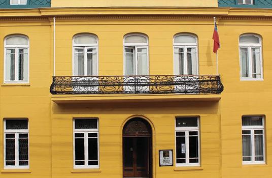 Convenio Hotel Ramón Cañas