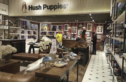 Convenio Hush Puppies