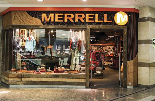Convenio Merrell