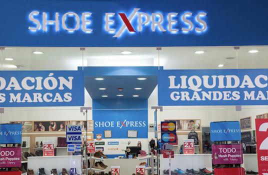 Convenio Shoe Express