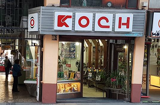 Convenio Óptica Koch