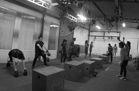 Convenio Spartan Gym