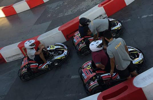 Convenio Rally Karting