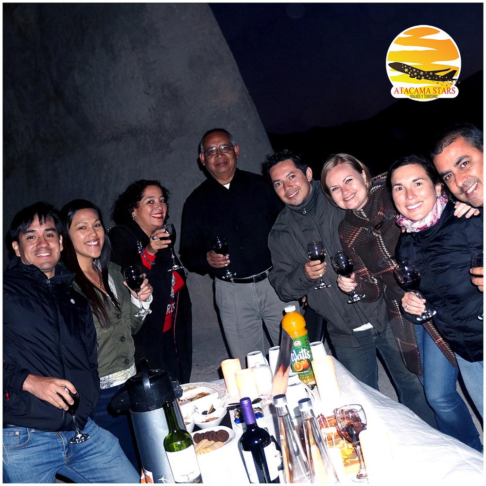 Convenio Atacama Stars