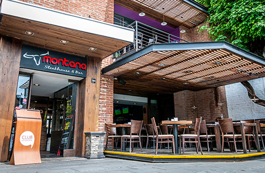 Convenio Montana Steakhouse