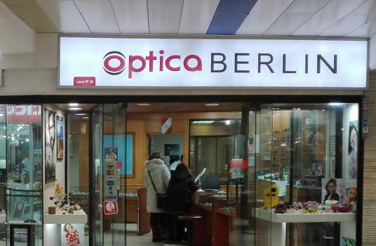 Convenio Óptica Berlin