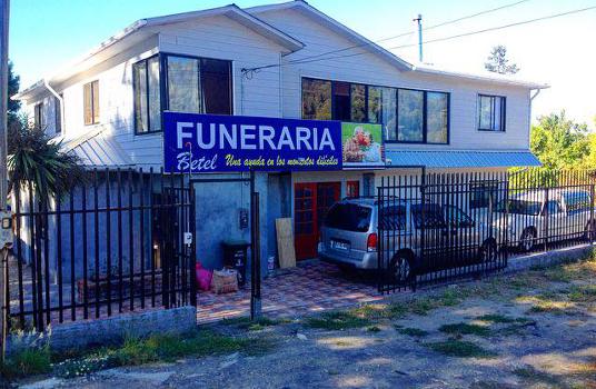 Convenio Funeraria Betel